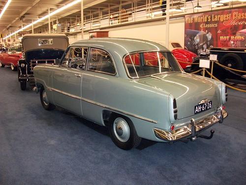 1954 Ford Taunus 12M rear