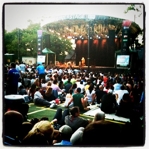 Summer Stage Comedy Central in the Park