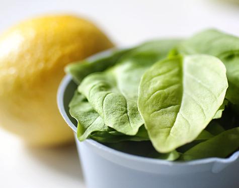 Lemons & Basil