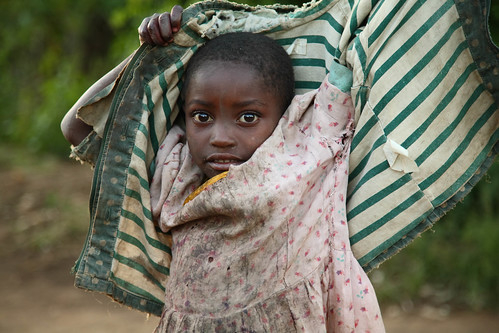 Farm child in Malawi #3