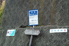 日向薬師を歩く―林道終点(Endpoint of forest road, Hinata Yakushi Temple, Kanagawa, Japan)