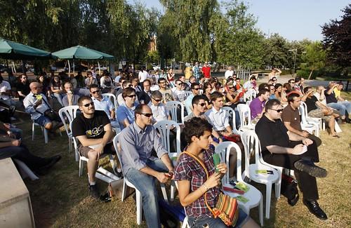 Asistentes al Social Media Day Castellón