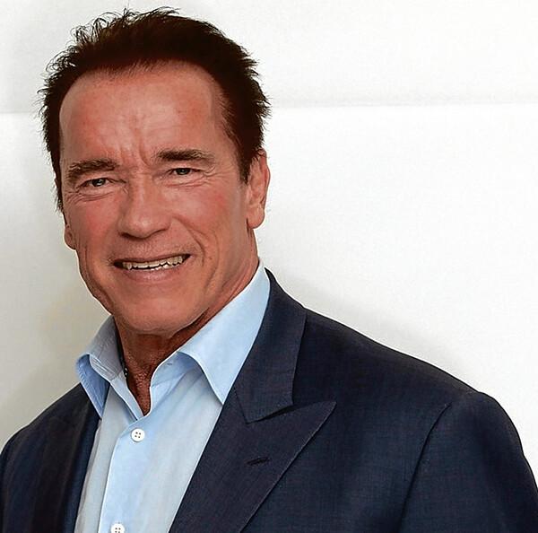 Diễn viên Arnold