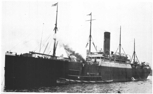 Steam Ship Haverford
