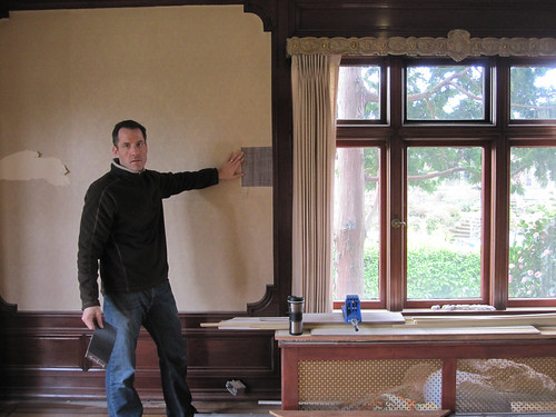 Living Room wallpaper option