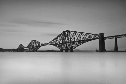 Forth Bridge Long Exposure