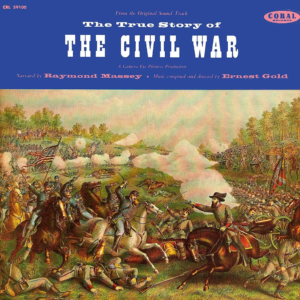 Ernest Gold - The True Story of the Civil War