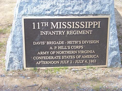11th Mississippi Infantry