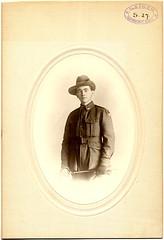 Number 27 GARDNER, Joseph John