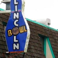 Lincoln Bowl in the Lincoln District
