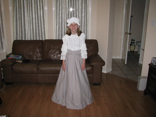 Costume for Martha Washington