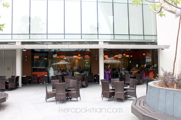 Alcove Asian Restaurant Bar