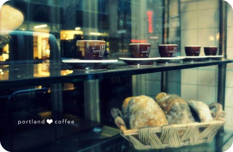 Portland Coffee Love