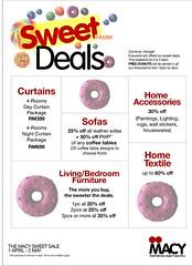 Macy's Sweet Deals
