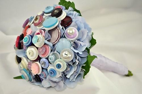 unique bride bouquet 13