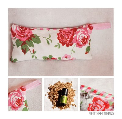 {relaxation eye pillow}