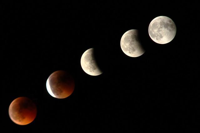 Lunar Eclipse15 June 2011