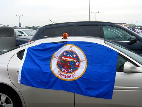 our minnesota flag