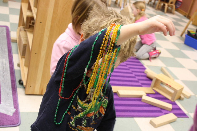 mardi gras preschool style - 3