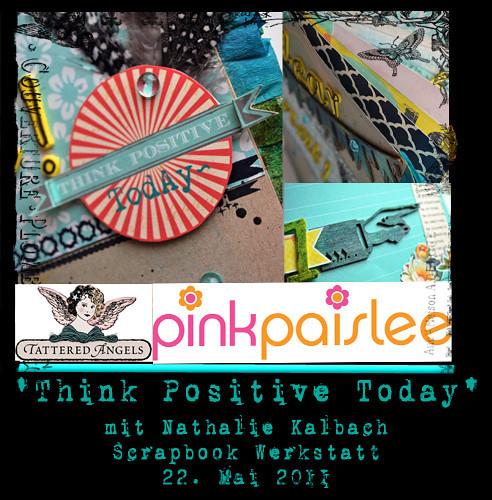 Think PositiveScrapbookWerkstatt_Ad