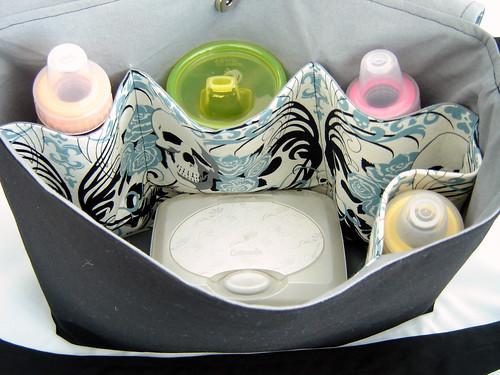 diaper bags interior skul2