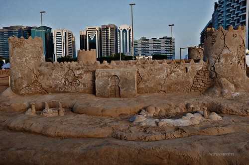Old UAE structure