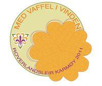 Logo Med Vaffel i Vinden