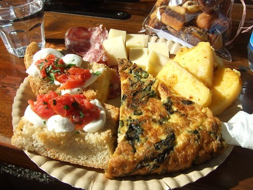 Typical food in Friuli