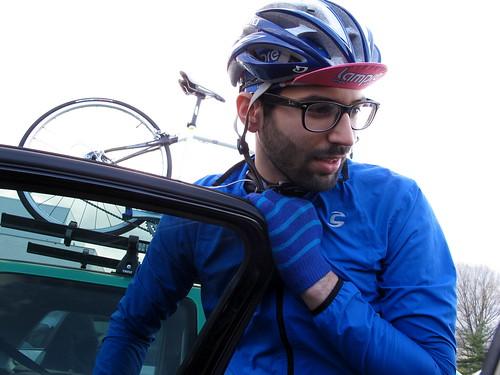 Eric's bike race