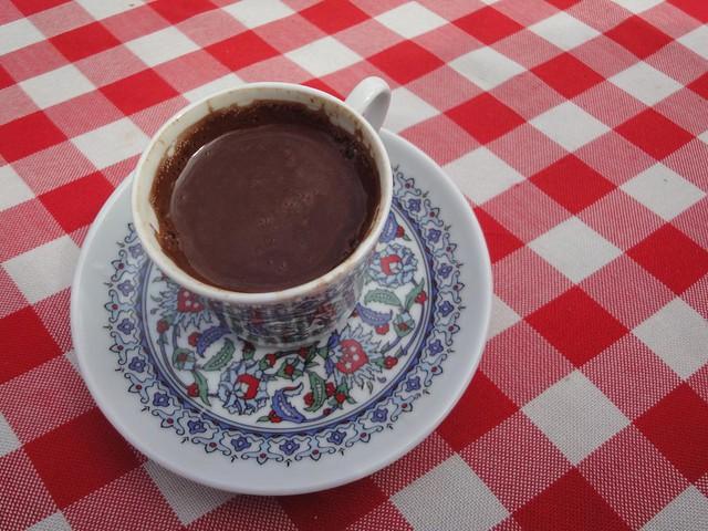Vista Paronamica de Istambul do Café Pierre Loti