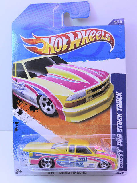 hot wheels chevy pro stock truck (1)