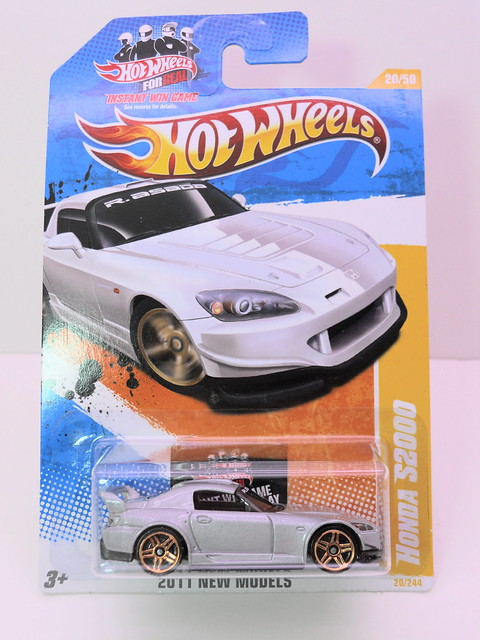 hot wheels silver honda s2000 (1)