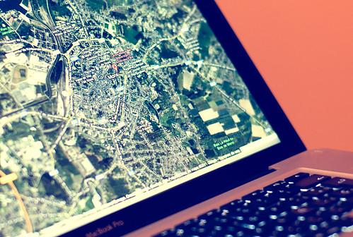(139/365) Google maps by albertopveiga