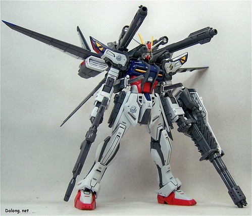 MG Strike-E plus I.W.S.P (Integrated Weapons Striker Pack)