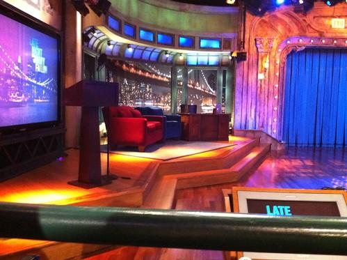 Late Night set