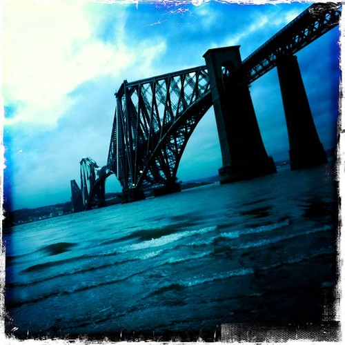 Forth Bridge Hipstamatic