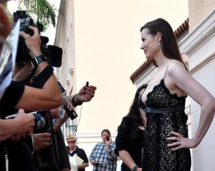 Geena Davis, Sarasota Film Festival, April 16, 2011