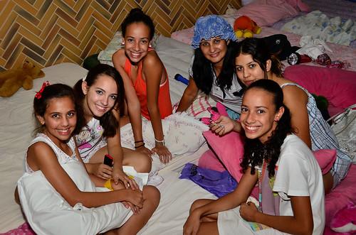 4ª Noite do Pijama - 19 e 20/02/2011