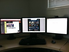 Reviewing mockups vs comps + creating notes. 3 screens required