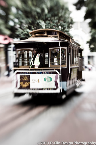 SF Cable Car by d.clin.design