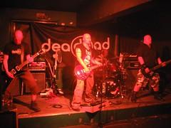 Deadpad @ Integration 2005: The Fenton, Leeds: 09-Dec 2005