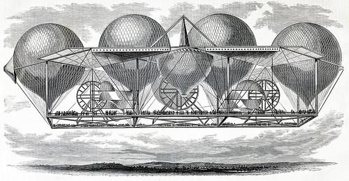 1850 ... early jumbo-jet? by x-ray delta one