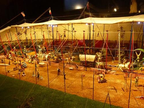 WI, Baraboo - Circus World Museum 20 - Miniature Circus