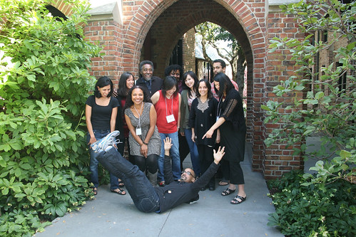 VONA 2011: advanced fiction alum workshop