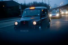 London Taxi cab #4