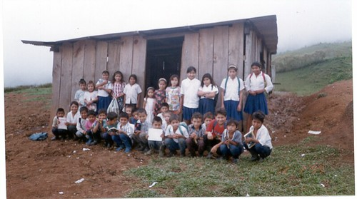 Escuela rural PROHECO