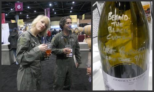 Gorman Winery Crew