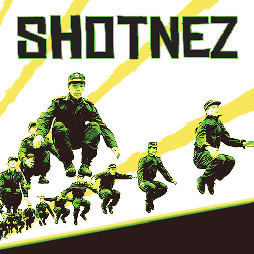 shotnez - shotnez album cover