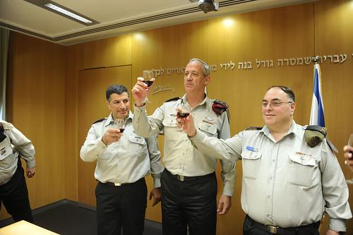 "Brig. Gen. Yoav ""Poli"" Mordechai Replaces Brig. Gen. Avi Benayahu as IDF Spokesperson"