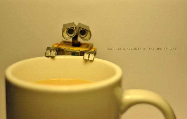 Wall-Tea